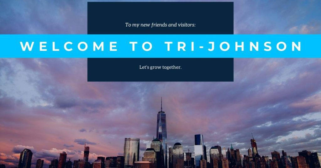 Welcome To Tri-Johnson