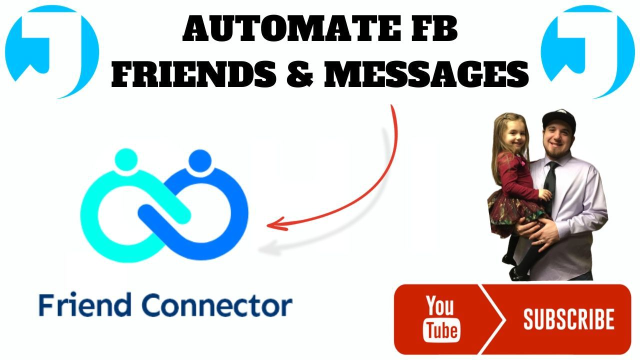 Automate Facebook Friends And Messages