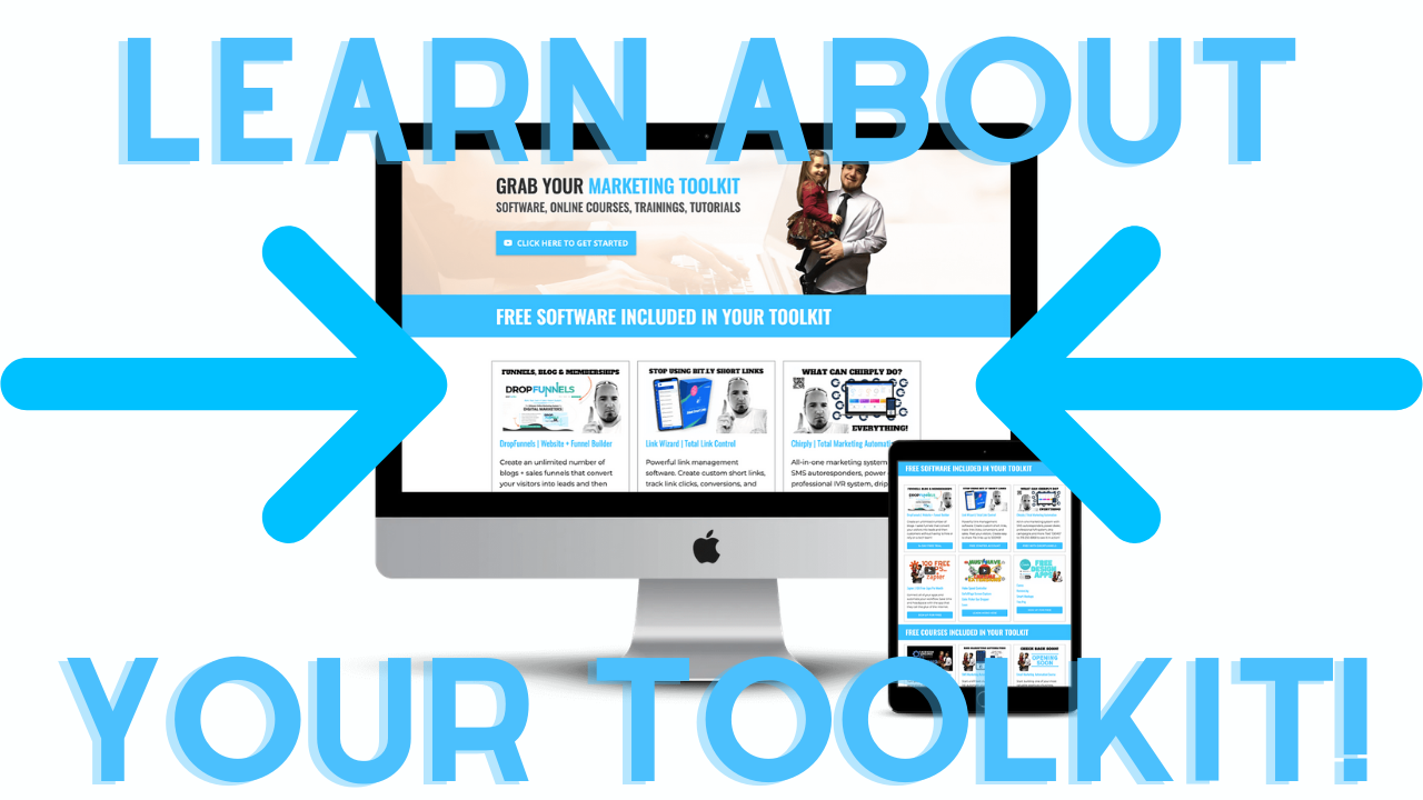 Learn About Your Toolkit!