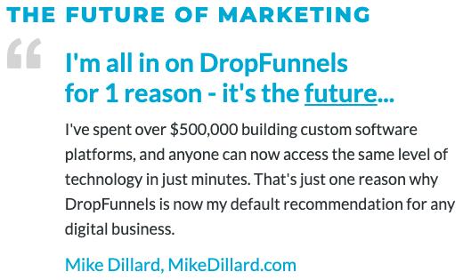 Mike Dillard mobile quote