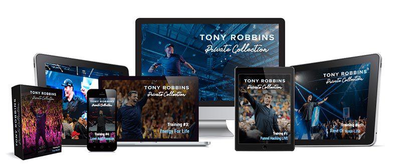 Tony Robins Bonus Collection