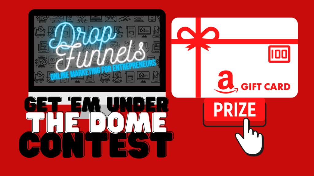 DropFunnels Group Contest