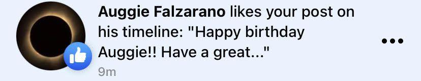 Happy Birthday Notification 4