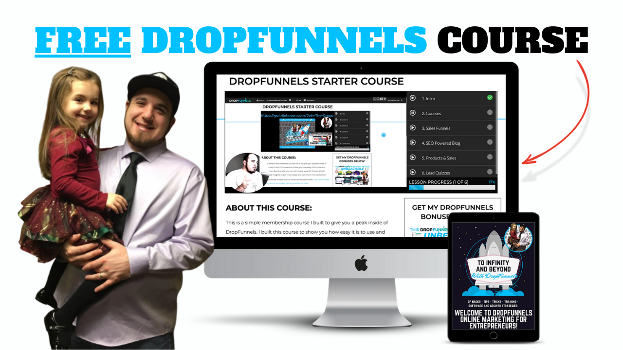Free DropFunnels Course