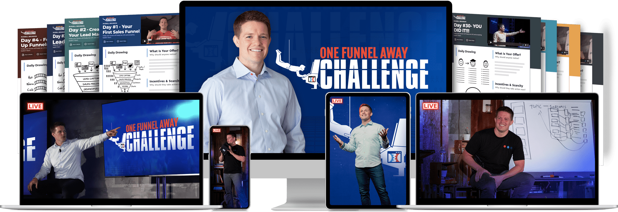 One Funnel Away BUNDLE Product